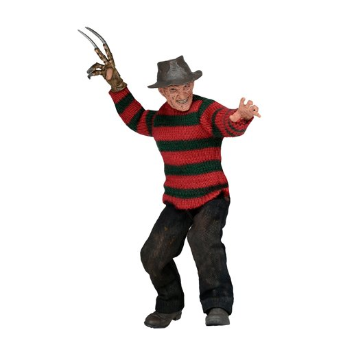 NECA Nightmare on Elm Street Clothed 8