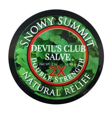 DOUBLE STRENGTH Devil's Club
