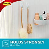 Command Bath Medium Hooks Value Pack, 3 lb