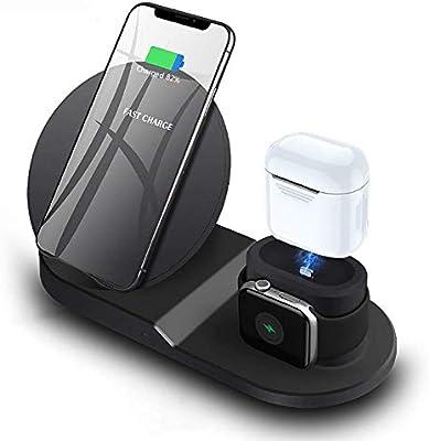 Soporte De Carga Para Samsung S10 S9 Note 9,Cargador ...
