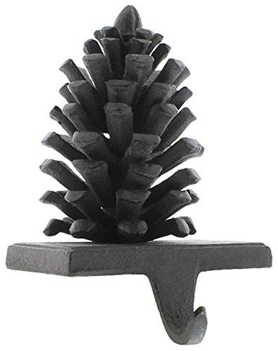 (Pinecone Stocking Holder - Cast Iron)