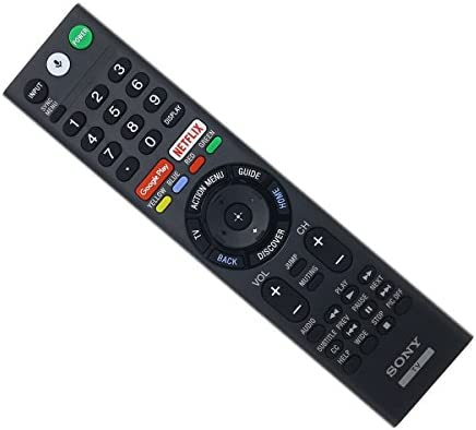 NEW ORIGINAL SONY REMOTE CONTROL RMF-TX300U RMFTX300U FOR  4K Hdr Ultra Hd TV/'S