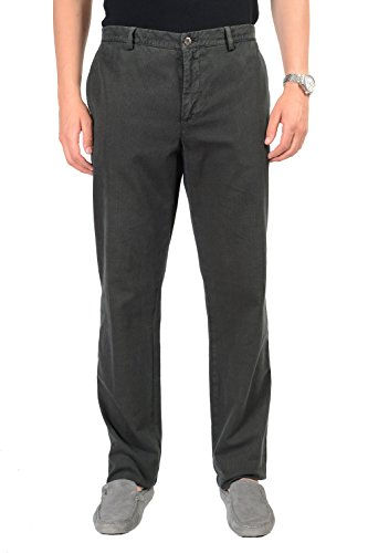 etro-via-spartaco-3-mens-green-flat-front-pants-size-us-38-it-54