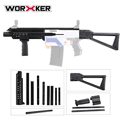 Amazon com: WORKER FCZ-W009 Retaliator Exterior Parts Kit +