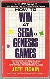 How to Win at Sega and Genesis Games, Jeff Rovin, 0312923643