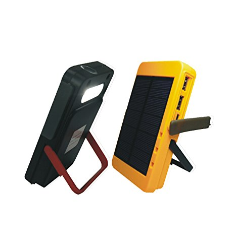 Sun Power Solar Power Bank 8000 mAh with Reading light