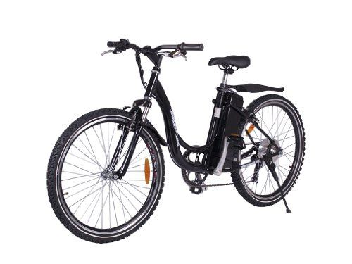 X-Treme Scooters Sierra Trails Lithium Electric Powered Mountain Bike (Black)