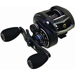 Abu Garcia Hi Speed Revo MGX Low Profile Baitcast Reel (12-Pound/115-Yard)