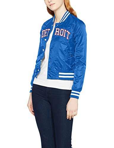 Jacket Blue Blau Women's 40 Electric Schott NYC Jktstadiuw 8wgpqZPt