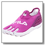 Fila Women's Skele-Toes Tri Fit Slip-On Shoe