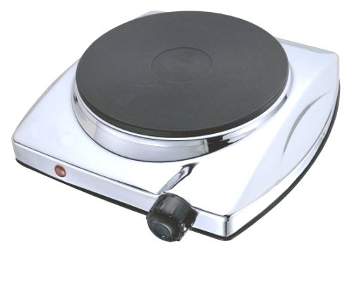 Royal Premium 1000W Hot Plate Burner - Portable Smart Shut off (Cheap Hot Plates compare prices)