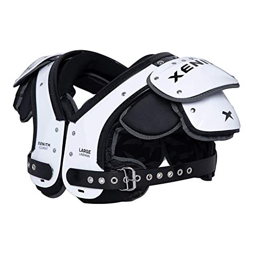Xenith Element Lineman Varsity Shoulder Pads (XXXLarge)