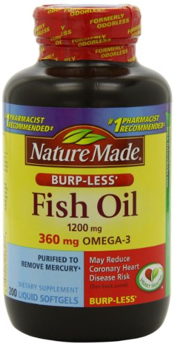 Nature Made Burp less Value 200 Count product image