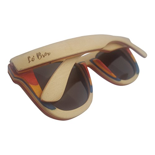 hombre Gafas de para Le' Beige Brox sol R4xn5X1
