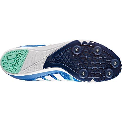 adidas Distancestar, Zapatillas de Atletismo para Hombre Azul