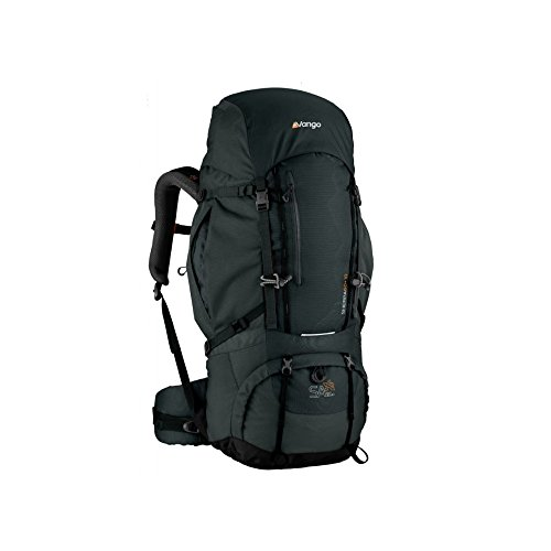 VANGO Sherpa 65 Rucksack, Black by Vango