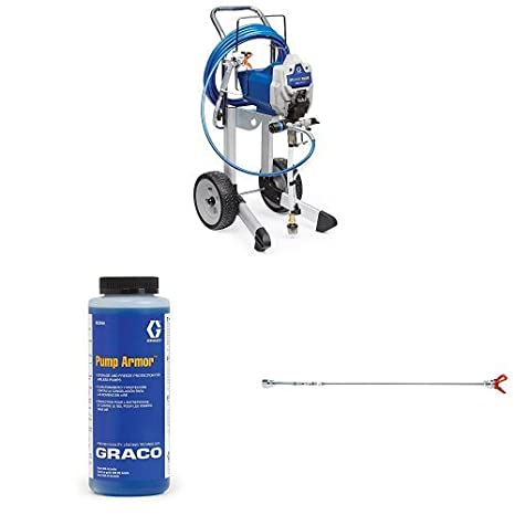 Graco Magnum ProX19 Paint Sprayer Kit with Pump Armor and Tip Extension - -  Amazon.com 82f0ab8fa8b