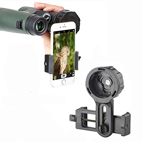 Spotting Scope Smartphone Camera Adapter, Telescope Camera Adapter, Cell Phone Adapter Mount for Binocular Monocular from Gosky
