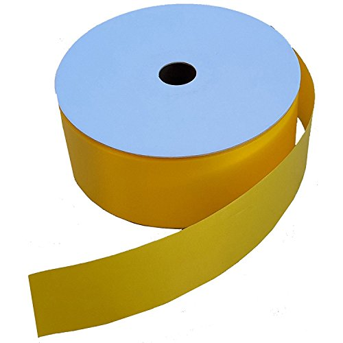 Daffodil Yellow Ribbon Support Our Troops - 2'' x 50 Yards, Soldier Welcome Home Ceremony by GiftWrap Etc.