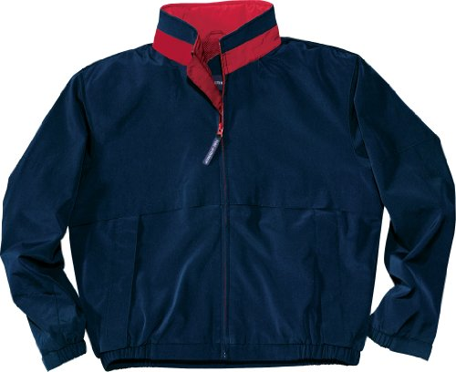 Port Uomo Dark red Authority Navy Giacca 6WqrTxR6