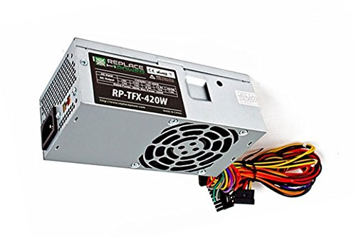 New Slimline Power Supply Upgrade for SFF Desktop Computer - Fits: HP Pavilion S5000, S5100BR, S5100LA, S5100Z CTO, S510 by Generic power supplies (Image #1)