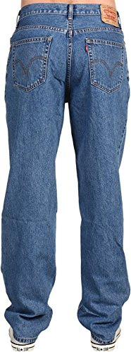 Levi's Men's 560 Comfort Fit Jean, Medium Stonewash, 38x30