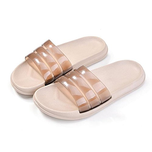 Unisex Slip-on Slippers Non-slip Shower Sandals Mule Think Foams Sole Pool Shoes Bathroom Slide, Men's Size