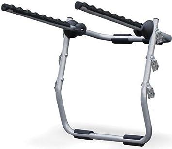 M-WAY 0000337MW000 Tomcat - Portabicicletas Trasero para 3 Bicicletas: Amazon.es: Coche y moto