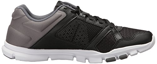 buy cheap how much cheap price wholesale price Reebok Women's Yourflex Trainette 10 MT Cross Trainer Black/White/Alloy clearance low price fee shipping HsulPShd