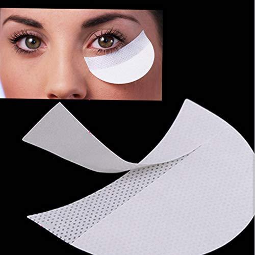 Cimaybo Eye Shadow Shields Protector Pads Eyes Lips Herramienta de aplicación de Maquillaje, 20 Piezas Multi función de...