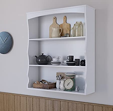 mounted storage wall book best saver home space bookcase white decor ideas