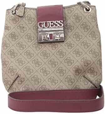 Guess Women s Baldwinpark Tote Bag Handbag. seller  Fashion-USA. (0). GUESS  Logo Luxe Tourist Crossbody 4d6fa95190b2d