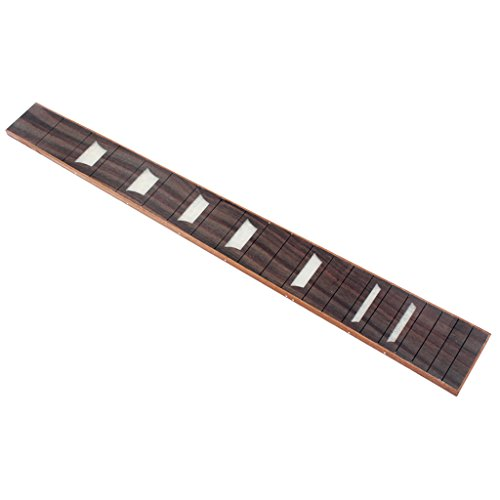 Fityle 40/41inch Guitar Bass Fingerboard/Fretboard Rosewood for Luthier DIY Lovers