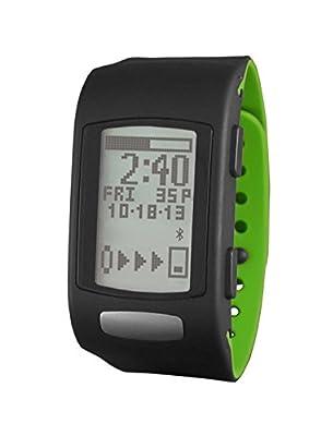 LifeTrak Move C300 24-hour Fitness Tracker, Black/Woodland Green