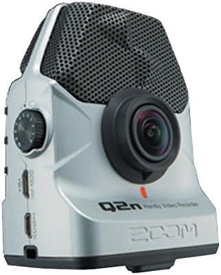 Zoom Q2n S Ifs Digitaler Audio Und Videorekorder Musikinstrumente