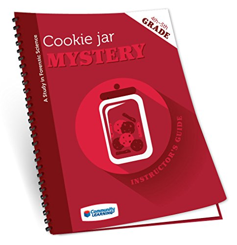 The Cookie Jar Mystery:A Study in Forensic Science for Grades 4-5, Includes All Supplies for Class of 30 and CD with Student handouts by Community Learning (Image #2)
