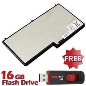 Battpit Bateria de repuesto para portátiles HP Envy 13-1007ev (40wh) Con memoria USB de 16GB GRATUITA