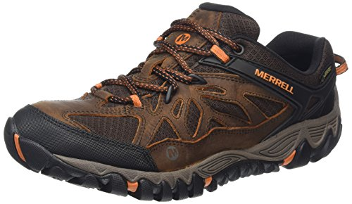Out Ventilator Walking SS17 Brown Blaze Tex Gore Merrell Shoes All qwP5tYwA