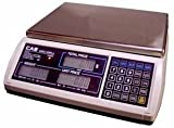 CAS S-2000 Jr Price Computing Scale with LCD Display 15 lbs