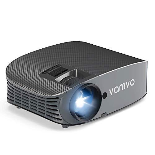 Movie Projector, Vamvo L3600 200