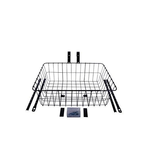 Gloss Eyelet - Wald 1392 Front Basket: Gloss Black; LG