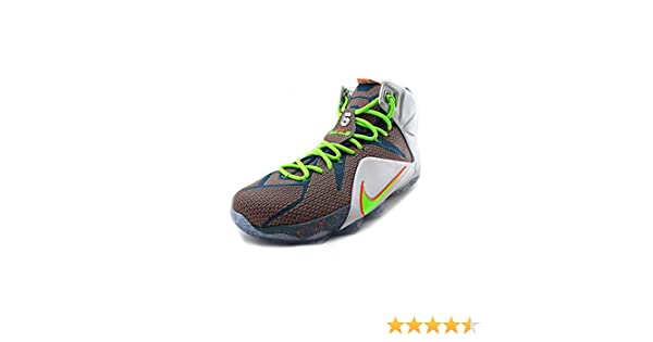 e3b6a56c2f6b4 Nike Lebron 12 PRM 'Trillion Dollar Man' - 705410-430