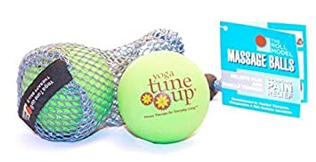 Amazon.com: Yoga Tune Up Jill Millers Therapy Balls Hot ...