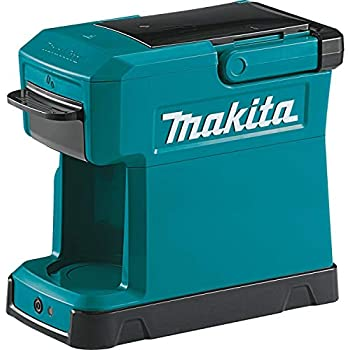 Amazoncom Makita Rechargeable Coffee Maker Cm501dz Blue