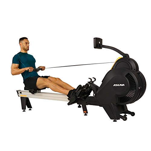 Sunny Health & Fitness Asuna Windmill Rowing Machine Now $695.05 (Was $1,789.98)