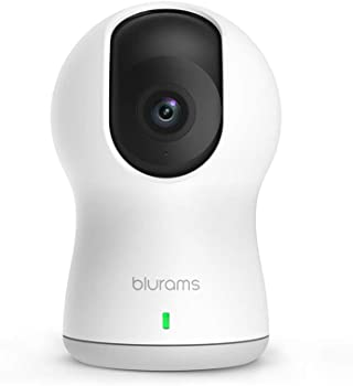 Blurams Dome Pro 1080p Security Camera with Siren