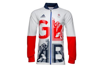 5589f25b87d62 Team GB 2016 Olympics Podium Jacket - Size 46-48