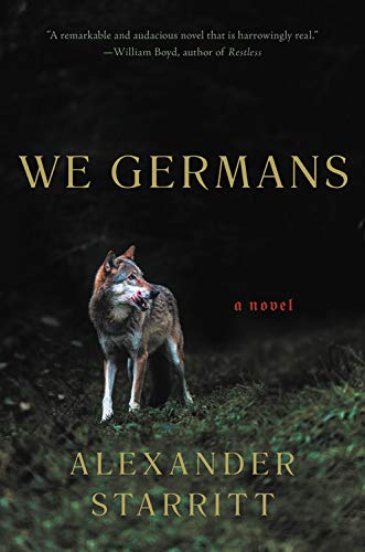 Book Cover: We Germans: A Novel