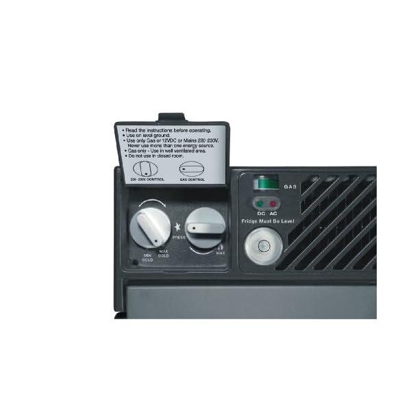 Royal 772835 3 Way Absorption Cooler-Grey, 40 litres