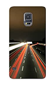 High Quality Lighting Up The Path Case For Galaxy S5 / Perfect Case